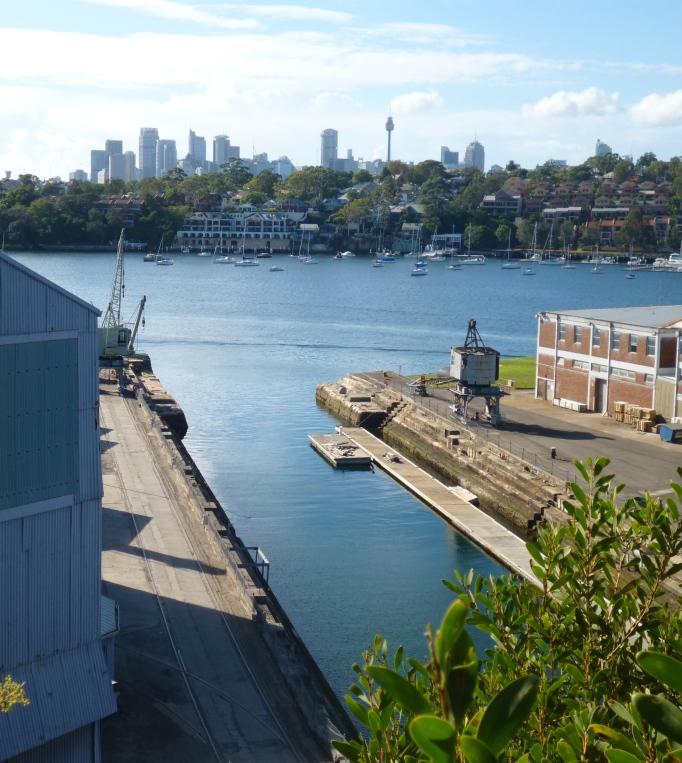 Slipway and dock, Cockatoo Island, Sydney Harbour