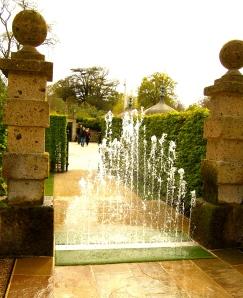 Sculpture Garden, Burghley House, UK