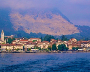 Lake Maggiore, northern Itely