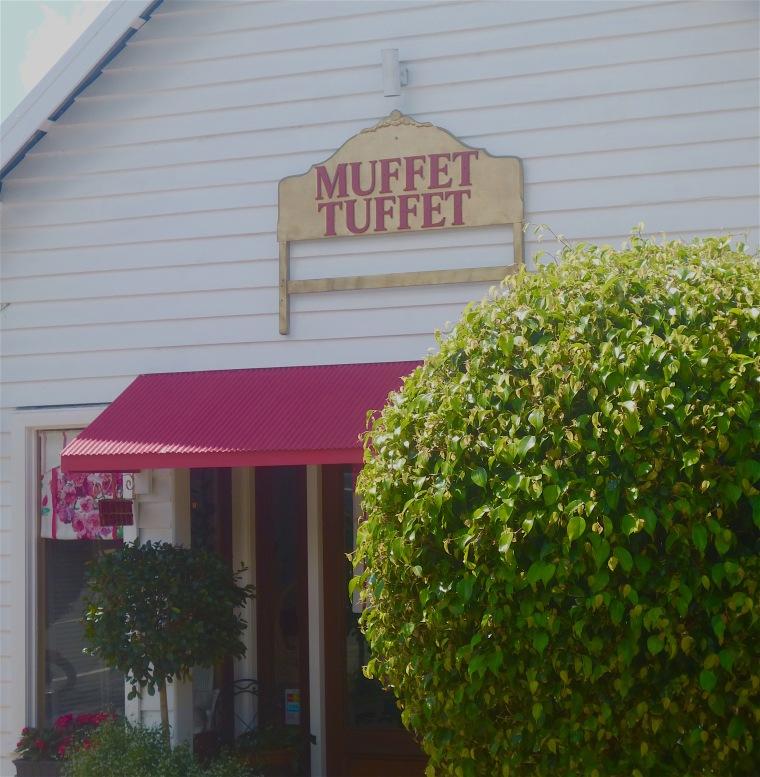 Muffet Tuffet