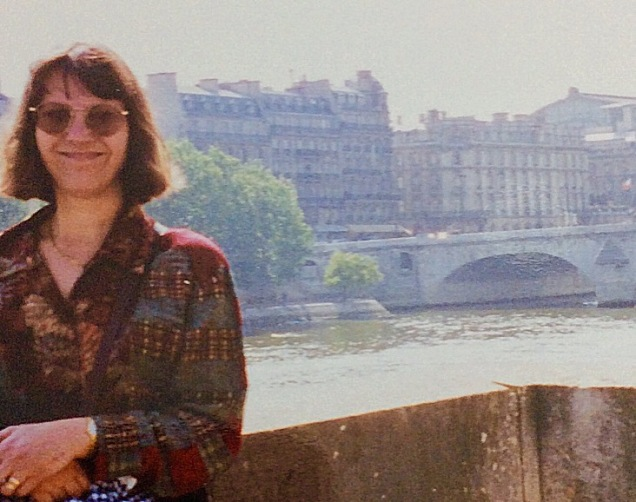 Sue in Paris