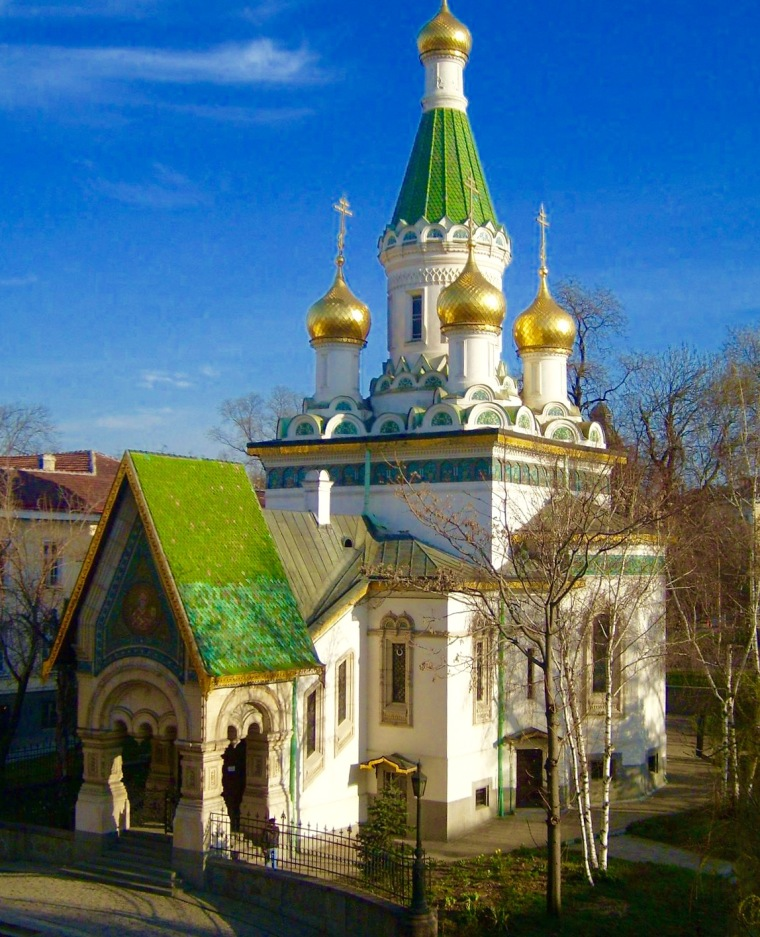 Sofia Cathedral