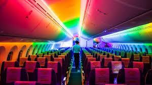 plane lighting