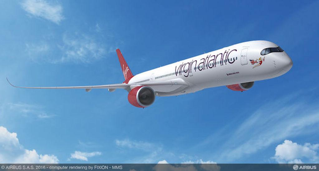 Big Airbus to head Virgin Atlantic fleet – Memorable