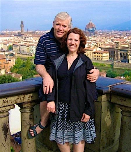 Meet Ian and Sue