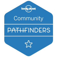 Member of Lonely Planet Pathfinders