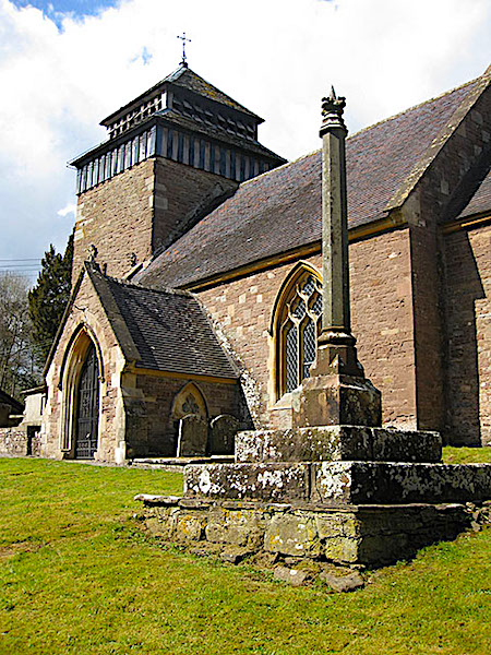 church_tower_rockfield_and_restored_preaching_cross_-_geograph-org-uk_-_1243129