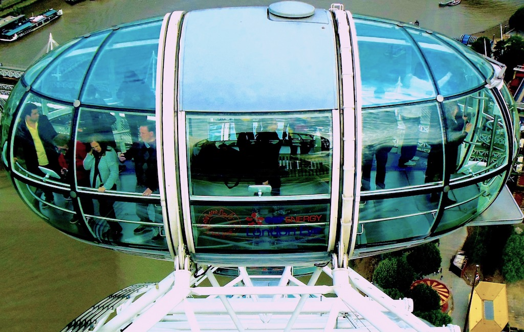 The London Eye Is Still A Hit Memorable Destination Reviews